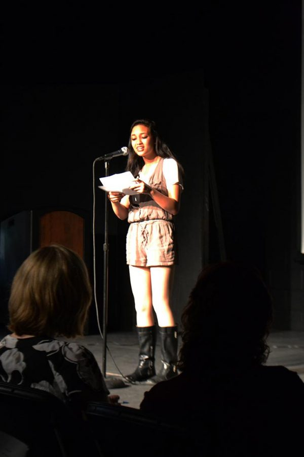 Poetry Slam becomes a new Mudsock award