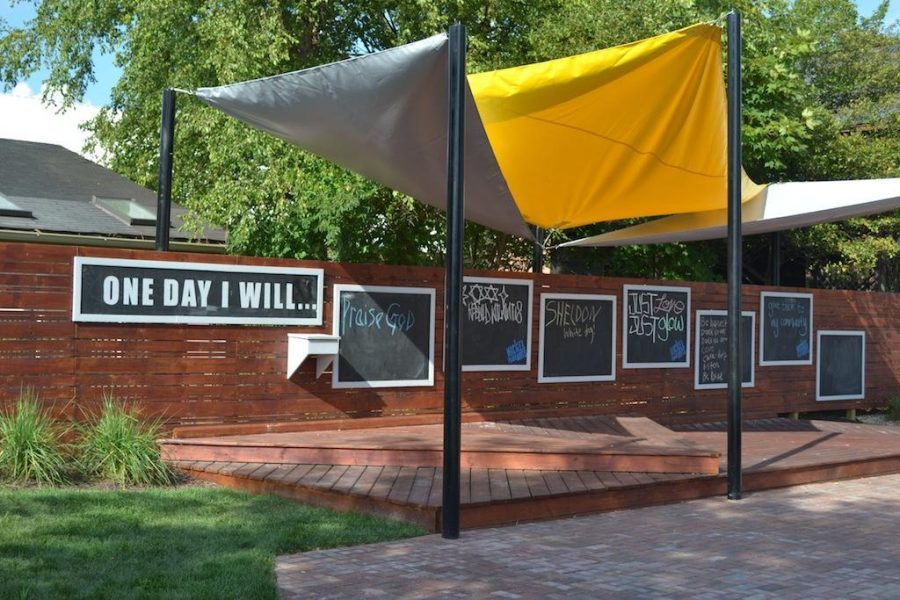 Pocket Park brings fun for downtown Fishers