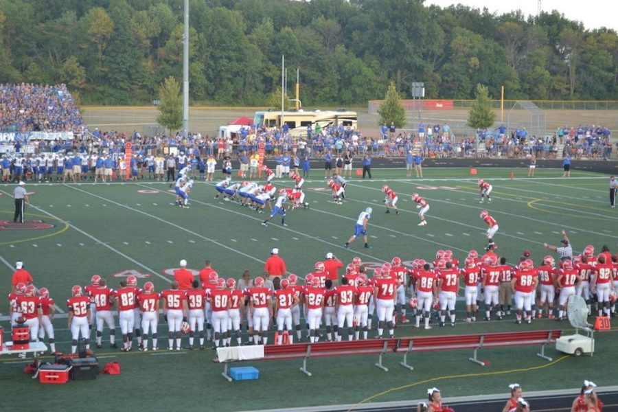 Once storm clears, Mudsock Trophy lands at FHS.