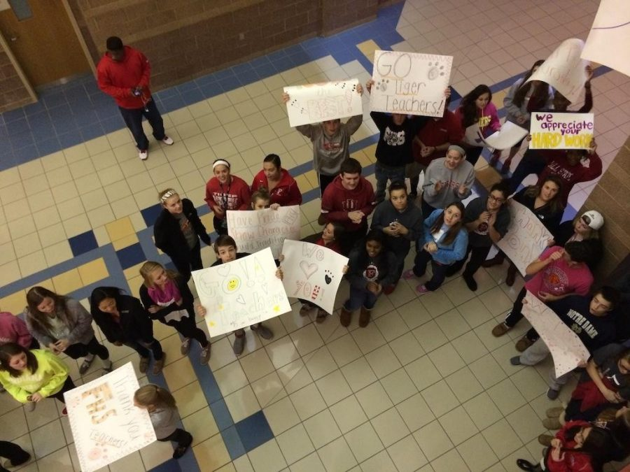 Leaders for Fishers members take action in community
