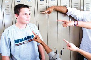 peer pressure school bullying
