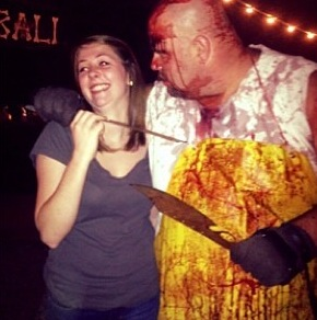 Indy Scream park has drawn in the crowd