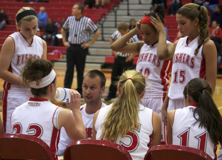 Lady Tigers win first sectional crown, fall in regionals