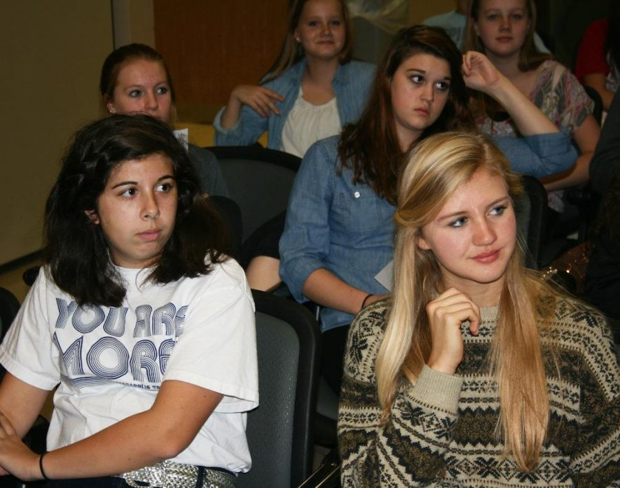 Students save drama for Drama Club
