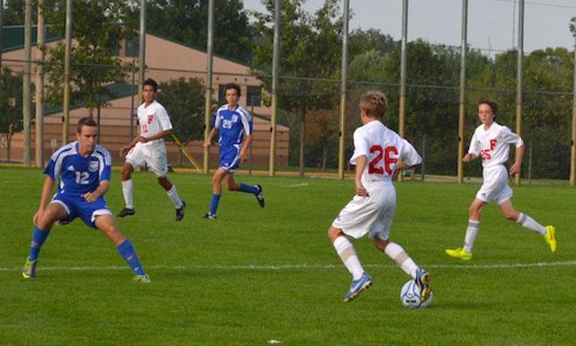 Boys soccer loss ends season