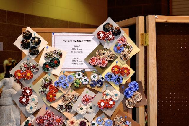 Craft Fair brings festivity to community