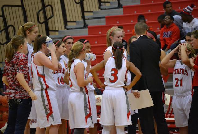 Girls basketball beats New Castle 58-26