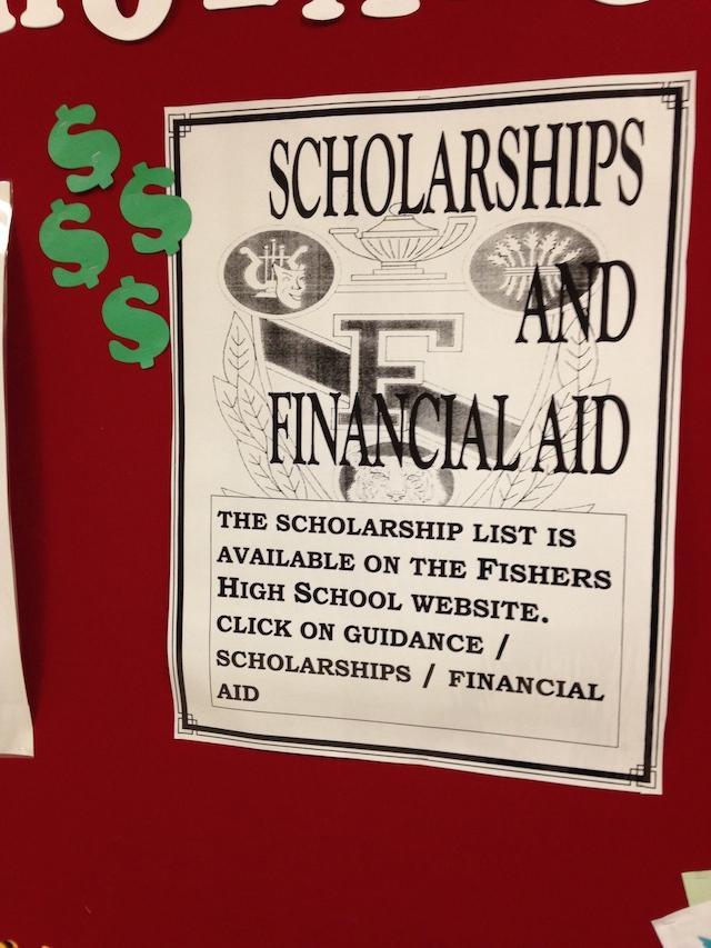 Senior Blog- Last semester means scholarship crunch time