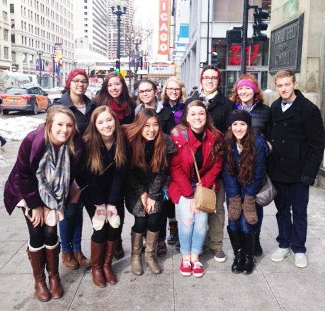 Model UN travels to conference in Chicago
