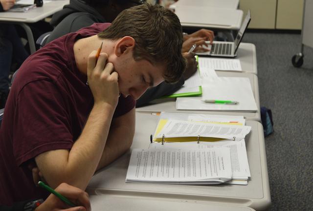 Senior Blog: Registration dates and placement tests