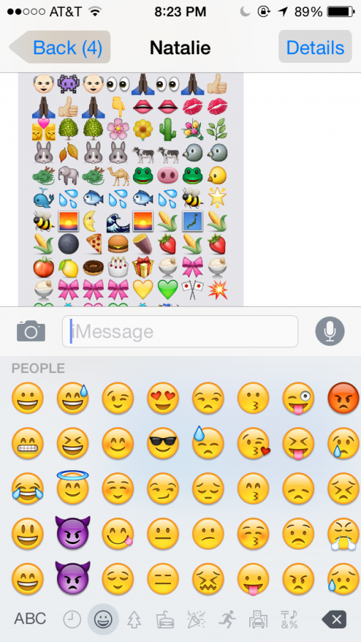 Emojis add character to text messages and other social media posts.