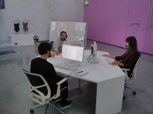 Shia LaBeouf asks strangers to call him and try to make a deep connection with him for a performance art piece entitled TOUCH MY SOUL. Photo courtesy of Radomes Anja. https://creativecommons.org/licenses/by/2.0/
