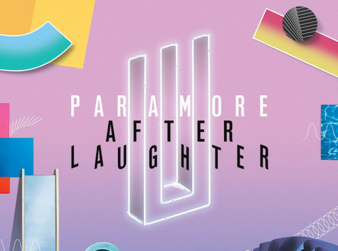 Cover of Paramores album After Laughter consisting of 12 tracks, released on May 12. Photo by Seana Jordan.