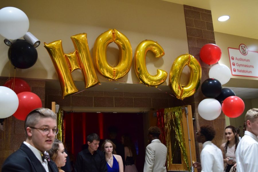 Homecoming lets students bust a move, have memorable time