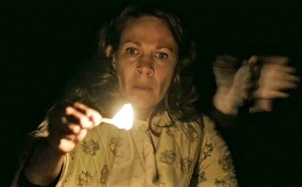 Picture taken from The Conjuring (2013)