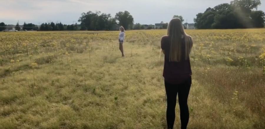 Laney Kyle films life in her own vision
