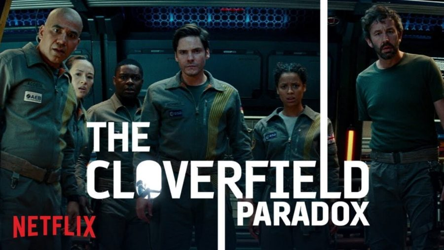 Available now on Netflix, The Cloverfield Paradox follows a group of astronauts looking for a solution to the energy crisis but finding something much darker. Photo used with permission of BagoGames.
