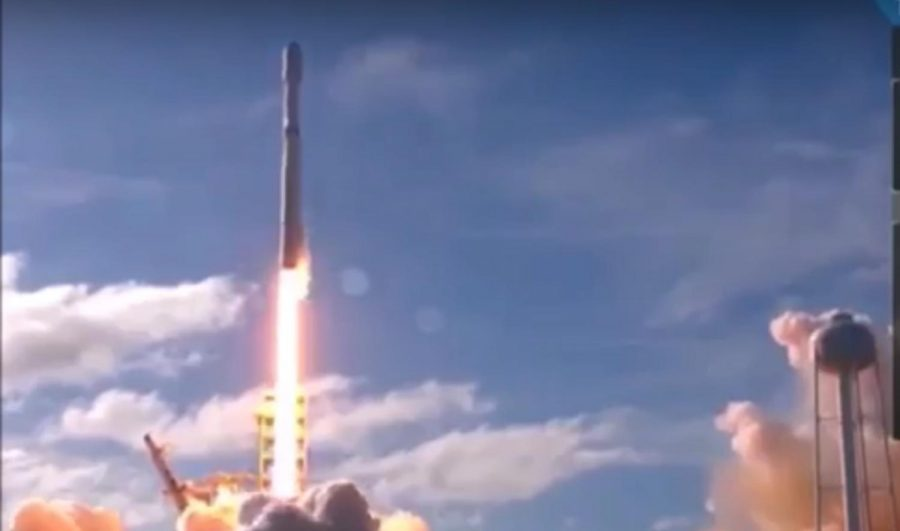 SpaceX+launch+promises+fruitful+ventures