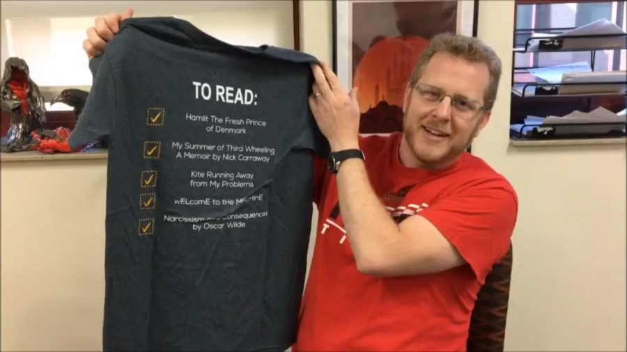 AP shirts establish sense of unity among participants