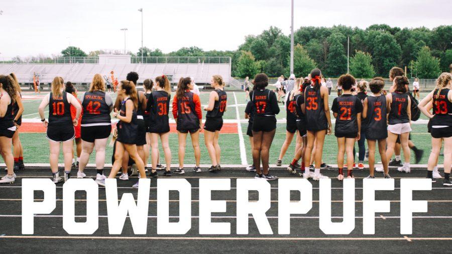 Powderpuff players, coaches united in common struggle