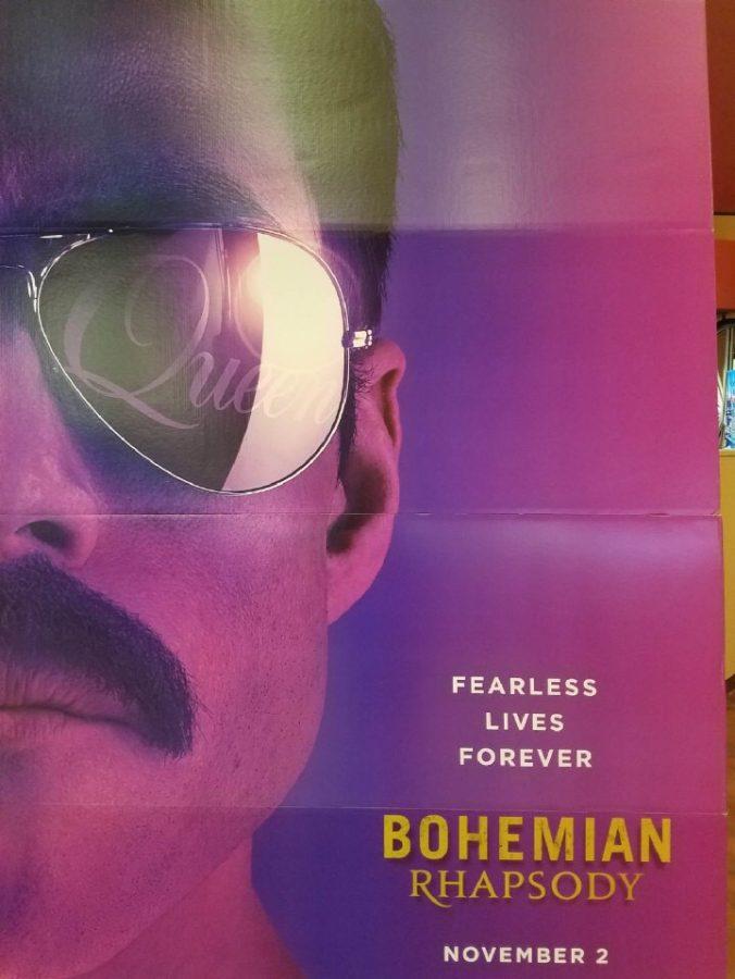 Bohemian Rhapsody released on Nov. 2.