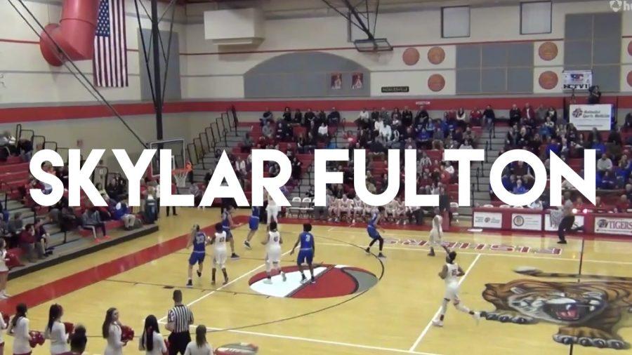 Spotlight: Skylar Fulton takes it to court