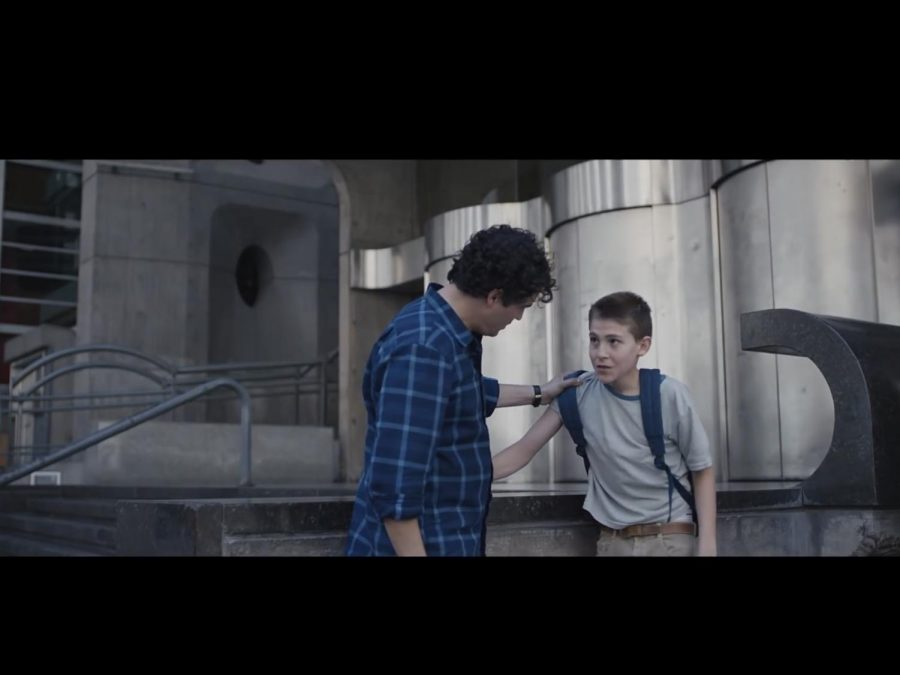 The recent Gillette ad depicts a man comforting an upset boy on the street.