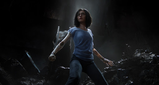 Alita: Battle Angel premiered Feb. 14. The movie can be viewed in standard or 3D.