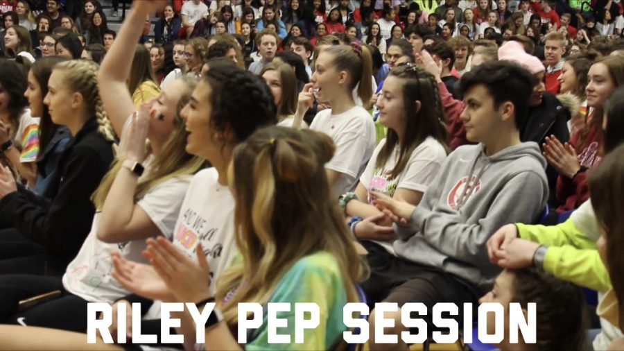 Extra: Riley pep session