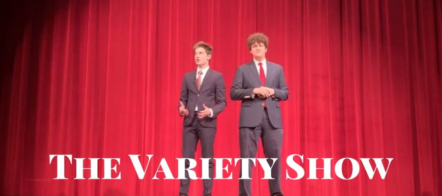 New variety show exhibits talents