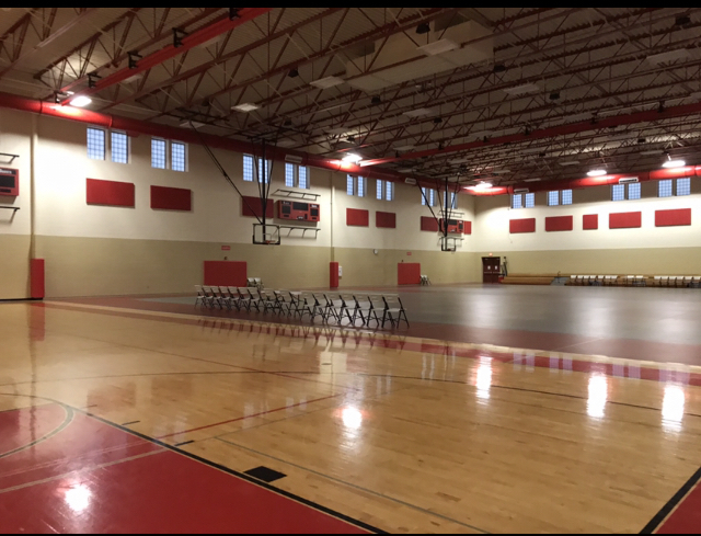 Gyms like the new FHS Auxiliary Gym sit dormant for now as uncertainty clouds the spring sports season.