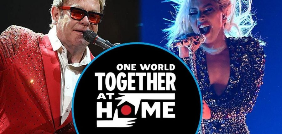 Elton John and Lady Gaga are just two artists out of whole variety of artists who participated in One World: Together At Home on April 18.