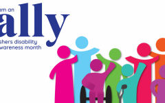 Disability awareness month exemplifies how to be a good ally.
