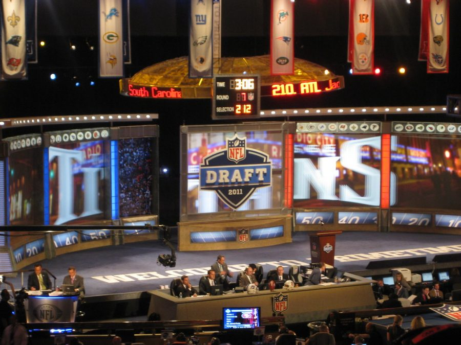 The 2021 NFL Draft will be held in Cleveland, Ohio this year.