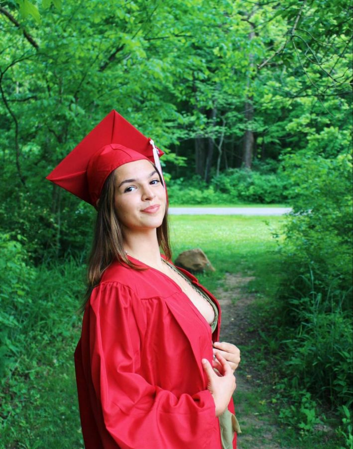 Spotlight: Lizzey Meador graduates early