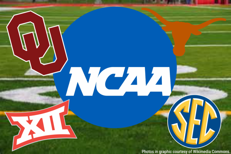 The NCAA's conferences are falling apart. Let's talk about it.
