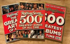 Legendary Rolling Stone magazine released an updated list of the top 500 songs of all time pictured above on Sept. 15. Using a diverse panel of artists, critics and producers among others, Aretha Franklins Respect topped the list. But should the list exist?